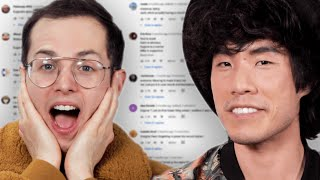 The Try Guys Read Mean & Thirsty YouTube Comments