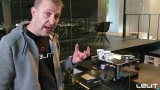 LELIT PL042EM  CONSIGLI PER LA PREPARAZIONE DEL CAFFE' ESPRESSO