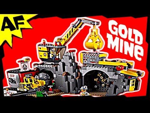 Vidéo LEGO City 4204 : La mine