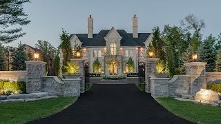 65 Westwood Lane Video Tour | Luxury Home‪ designed by Flora Di Menna