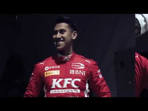 TJA RACE REVIEW : Formula 2 AzerbaijanGP