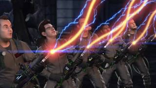 Ghostbusters: Rule 2: Don't Look in to the Trap