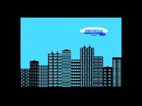 Dawn in the City CD Promo for Commodore VIC-20!!