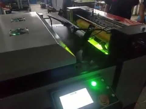 Maquina Barnizadora manual modelo SGUV 1200B