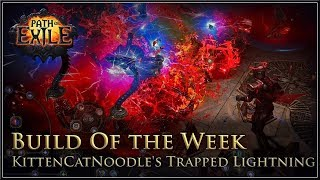 PATH OF EXILE - Build Of The Week S9E1 Trapped Lightning (2018) HD