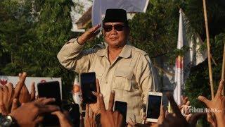 Curhatan Prabowo Keinginan untuk Beristirahat dan Diprotes Sang Anak