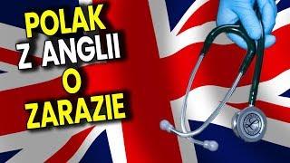 Życie w Anglii w Czasie Zarazy – Polak z Wielkiej Brytanii – Wywiad 16 marca 2020