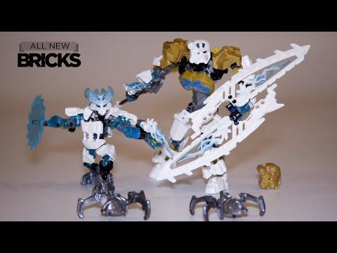 Vidéo LEGO Bionicle 70788 : Kopaka - Maître de Glace
