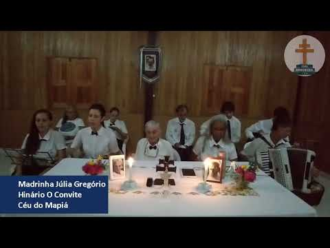 Hino 13 - Da Floresta - Hinário O Convite - Madrinha Júlia Gregório
