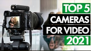 Top 5 Best Camera For Video in (2021)