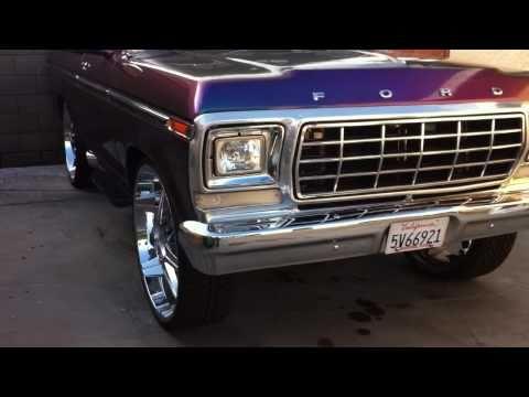 Mi Troca 79 Ford смотреть онлайн на Hahlife