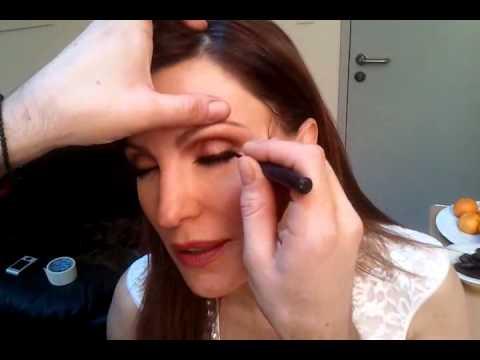 Πώς βάζουμε eye liner από τον Δημήτρη Γιαννέτο
