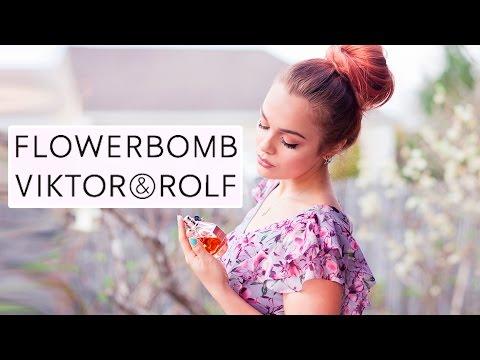 Viktor & Rolf Flowerbomb Perfume Review!