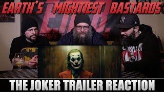 Trailer Reaction: Joker