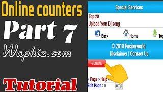 Wapkiz Site Tutorial Bangla - मुफ्त ऑनलाइन वीडियो