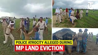 Couple consumes pesticide while resisting eviction from land - Download this Video in MP3, M4A, WEBM, MP4, 3GP