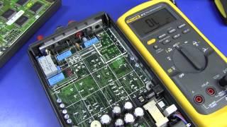 EEVblog #430   Fluke 91 Scopemeter Teardown