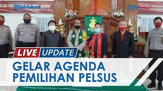 Gubernur Sulut Keluarkan Dispensasi Pemilihan Pelayan Khusus GMIM di 1.033 Gereja