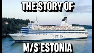 The Story Of MS Estonia | 24 Years