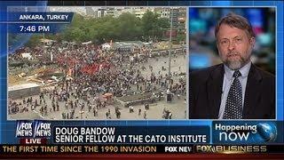 Doug Bandow discusses Turkey on FOX's Happening Now