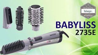 BaByliss 2735E BeLiss Brush - Babyliss Paris - Brosse Cheveux Rotative Ionique Soufflante - Unboxing