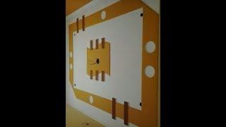 Bedroom Modern Pop Plus Minus Design Home Design Ideas