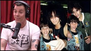 Steve O Tells His Mötley Crüe Story   The Joe Rogan Experience