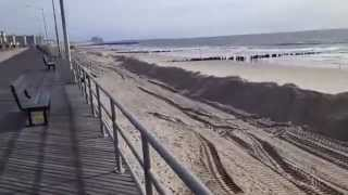 preview picture of video 'Rockaway Beach New York - iReporter - Hurricane Sandy Coverage'