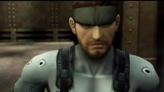 Super Smash Bros. Brawl - Snake cutscenes