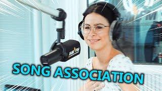 Lena   Selena Gomez, Ariana Grande, Dua Lipa | Song Association ⚡ JAM FM