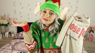 What i got for Christmas | Cosa ho ricevuto per Natale | AlicelikeAudrey