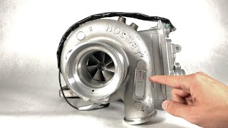Understanding Turbocharger ID Tag Location & Information