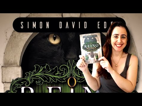 O Reino Selvagem de Simon David Eden (Book Review) || Thaisa Lima