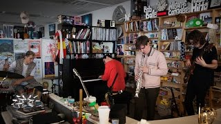 BADBADNOTGOOD: NPR Music Tiny Desk Concert