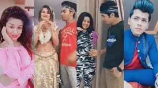 Yasmine(Avneet Kaur) & Aladdin(Siddharth Nigam) Latest Musically/TikTok Videos-June/July 2019