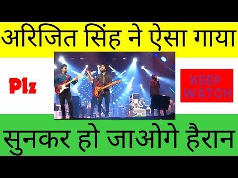 Arijit Singh Live l Banno re banno meri... l Amazing 🎙💖💖💖