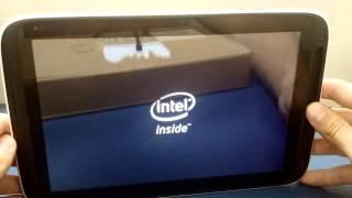 Hard Reset no Tablet Intel TM105
