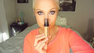 BH Cosmetics Liquid Foundation First Impression, Demo and Review!