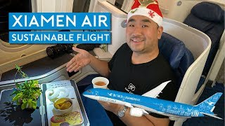 Xiamen Air's B787 Surprise Theme Flight