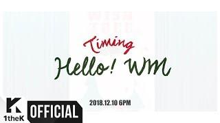 [Teaser] HELLO! WM _