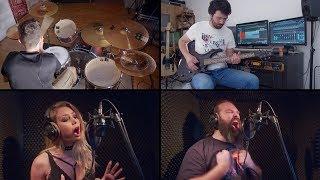 Stricken - Legends Never Die - Rock/Metal ATC Cover - (feat Sänh)