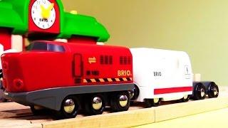 Мультик про поезд: Путешествие в Лондон
