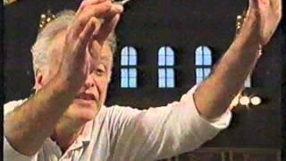 Carlos Kleiber - Probe / rehearsal - 1000 und eine Nacht