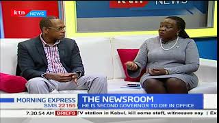 THE NEWSROOM: Journalists on election petition stories
