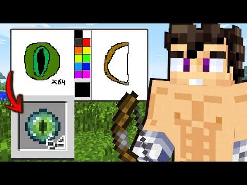 Paso Minecraft pero Dibujo Todo lo que Necesito!