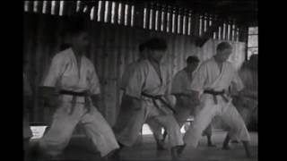Japanese Karate - Amazing archival Footage