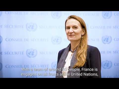 La Mission française à l'ONU - French Mission to the UN trailer