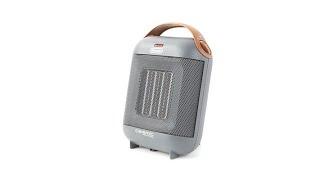 De'Longhi 1500W Capsule Compact Personal Ceramic Heater