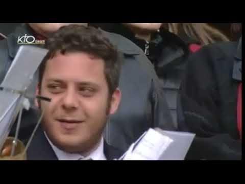 Messe des Rameaux et de la Passion