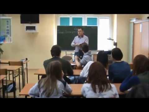 Dzień z życia uczniów ZSE-U Żychlin